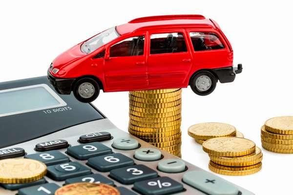 Размер налога к оплате продажи машины