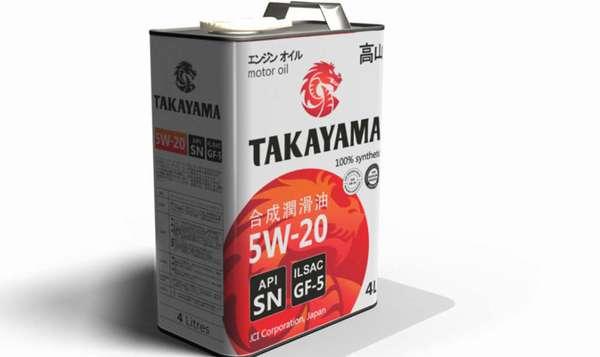 Takayama 5W20