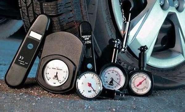 Виды манометров для авто