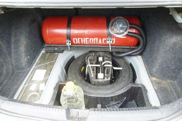 Газовое оборудование для автомобиля