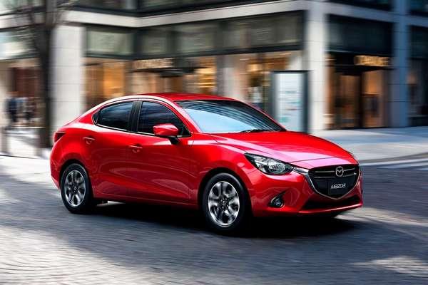 Японский автоконцерн Mazda