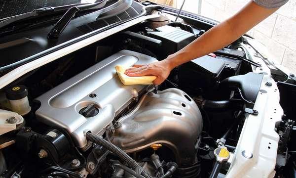 Уход за двигателем автомобиля