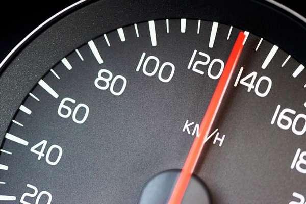 Ограничение скоростного режима