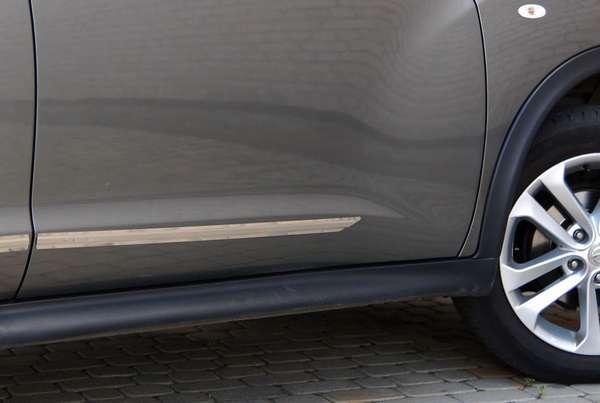 Накладка на дверь автомобиля