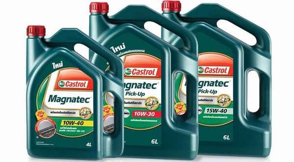 Моторное масло Castrol