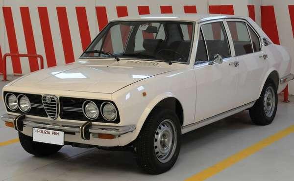 Alfa Romeo Альфетта