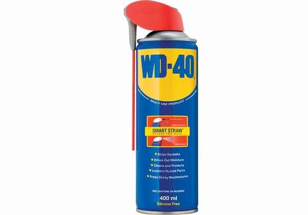 ИспользованиеWD40