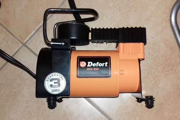 Defort DCC 255