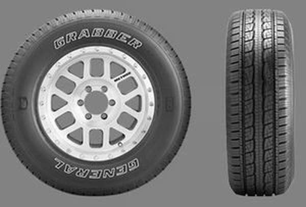 Покрышки General Tire Grabber