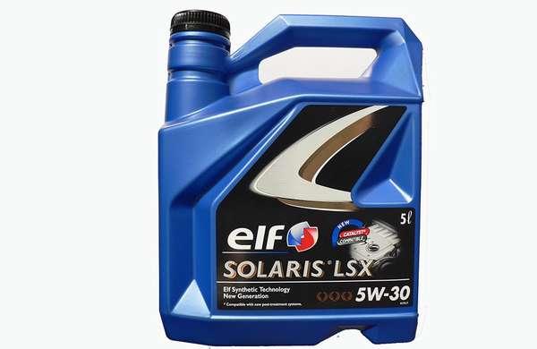 ELF Solaris MSX 5W-30