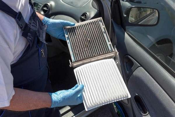 Салонные фильтры для автомобиля