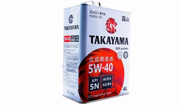 Takayama 5W40