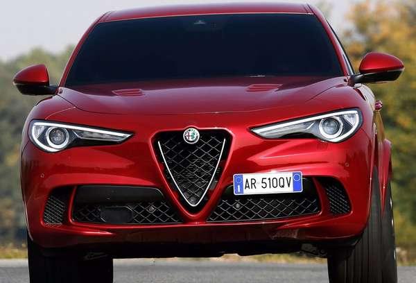 Alfa Romeo Стельвио