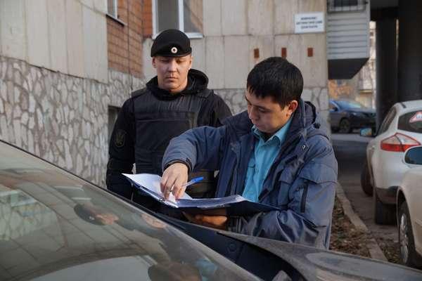 Покупка машины с арестом