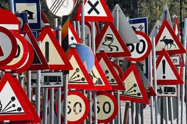 ПДД и дорожные знаки