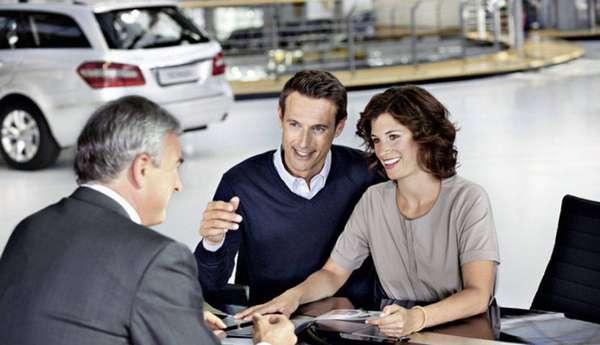 Выбор автокредита