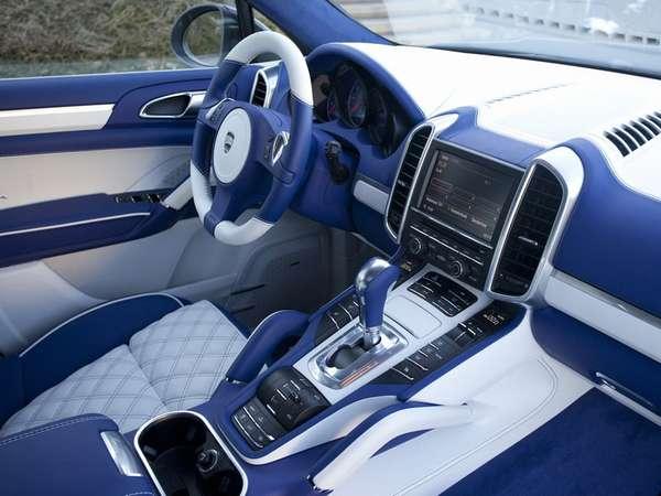 Тюнинг интерьера автомобиля