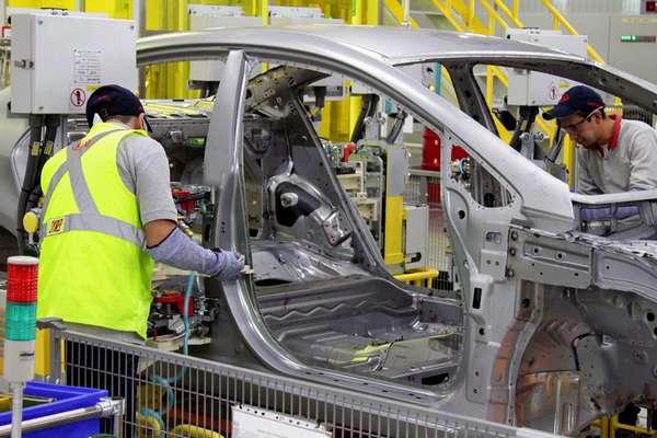 Где производят автомобили KIA