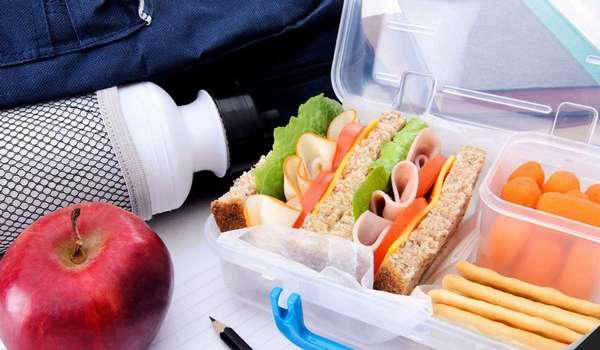 Продукты питания в путешествие