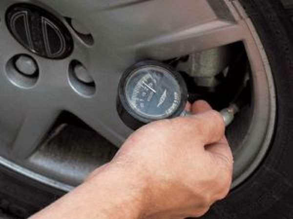 Проверка шин